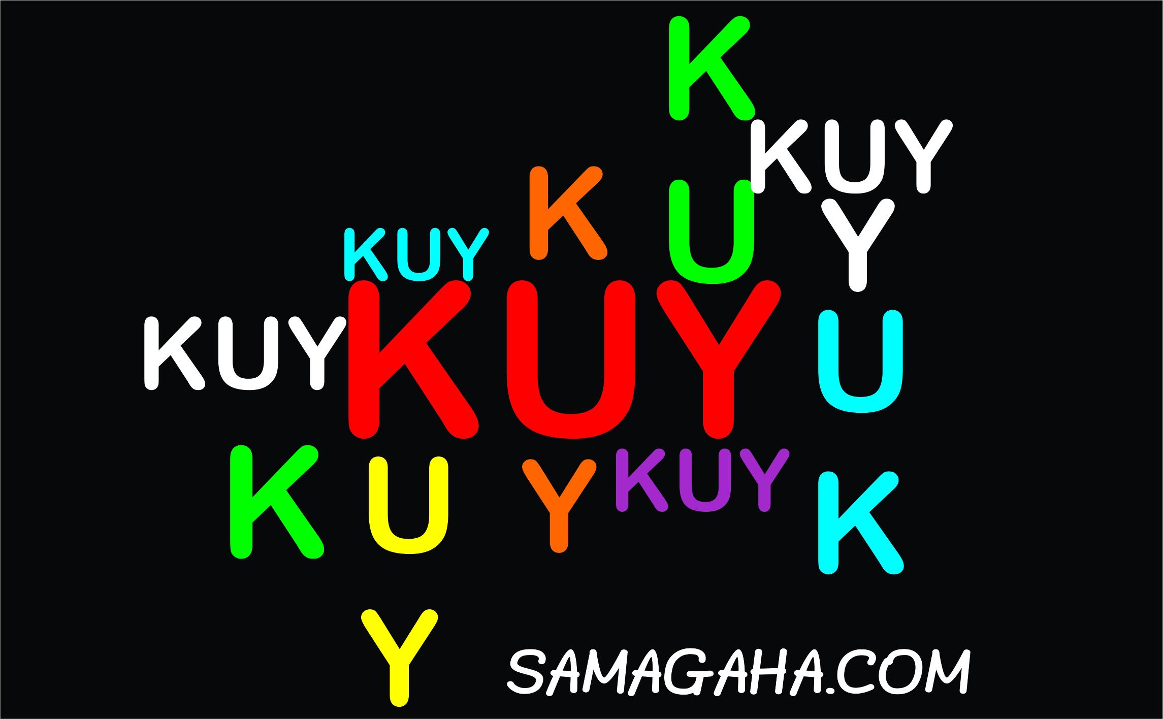 """ISTILAH """"KUY"""" DI KALANGAN MAHASISWA"""