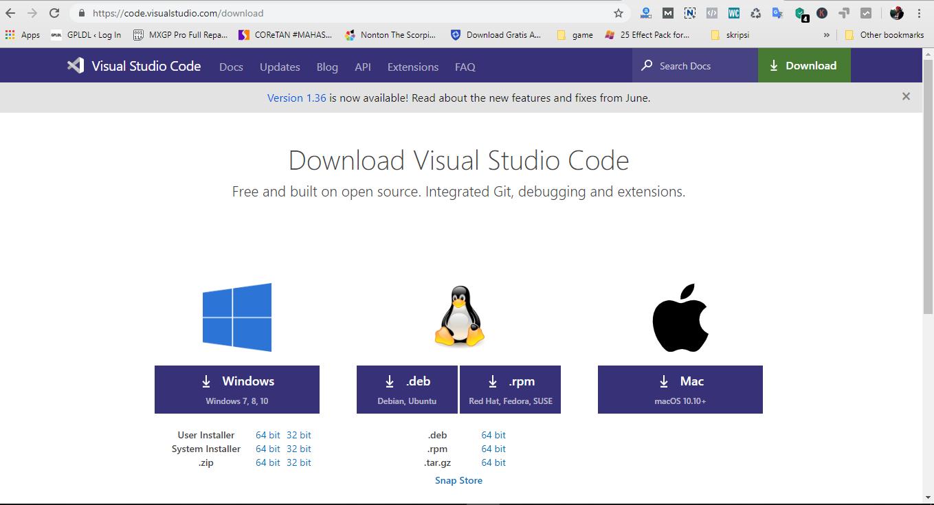 download visual code studio online