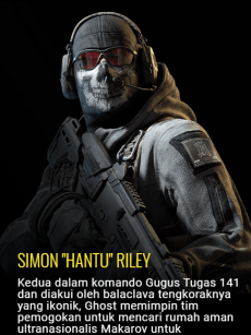 karakter call of duty mobile simon